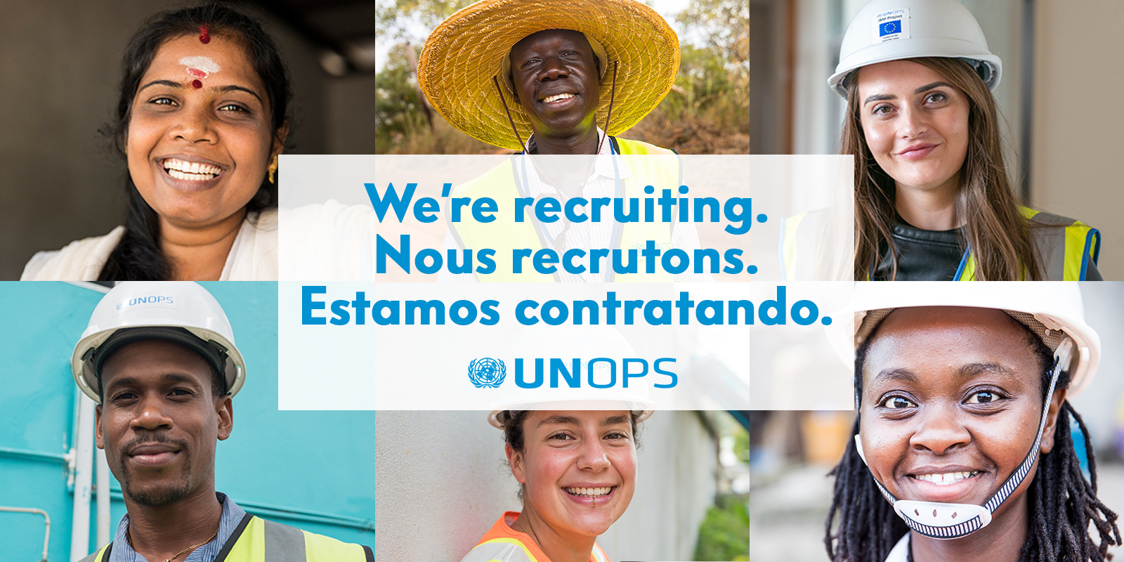 UNOPS Jobs | Opportunities at UNOPS
