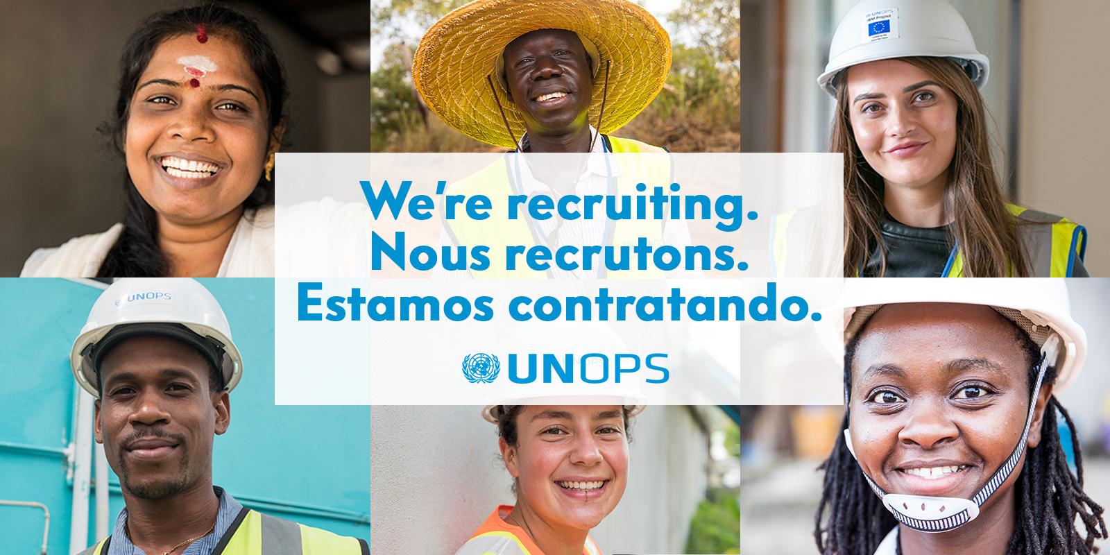 UNOPS Jobs | Vacancies at UNOPS